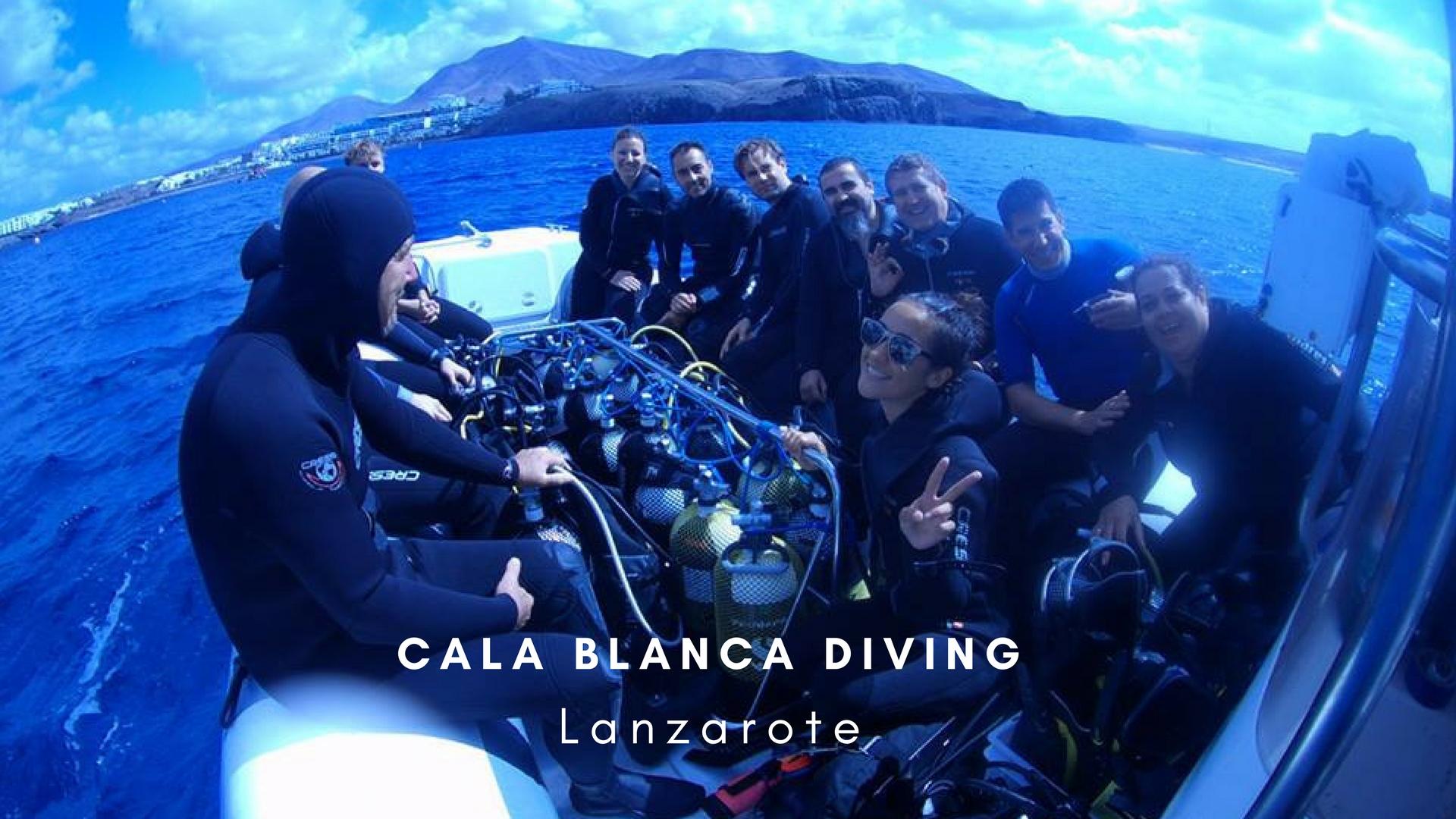 Cala Blanca Diving