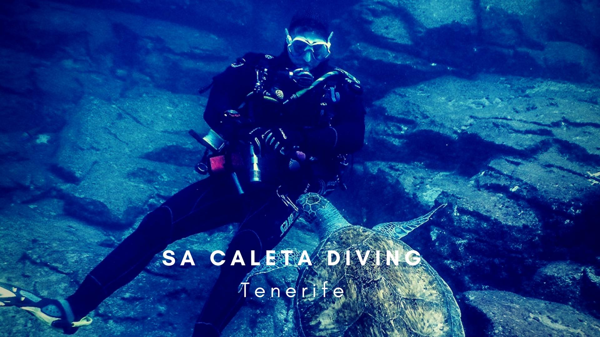 Sa Caleta Diving Tenerife