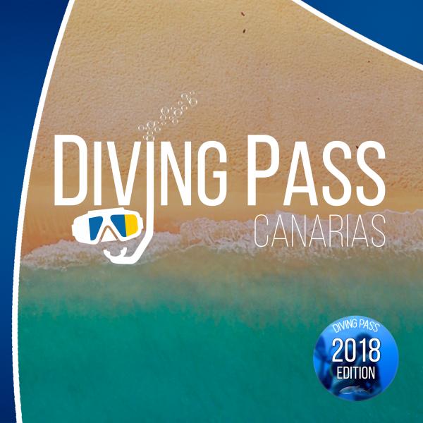 Diving pass Canarias