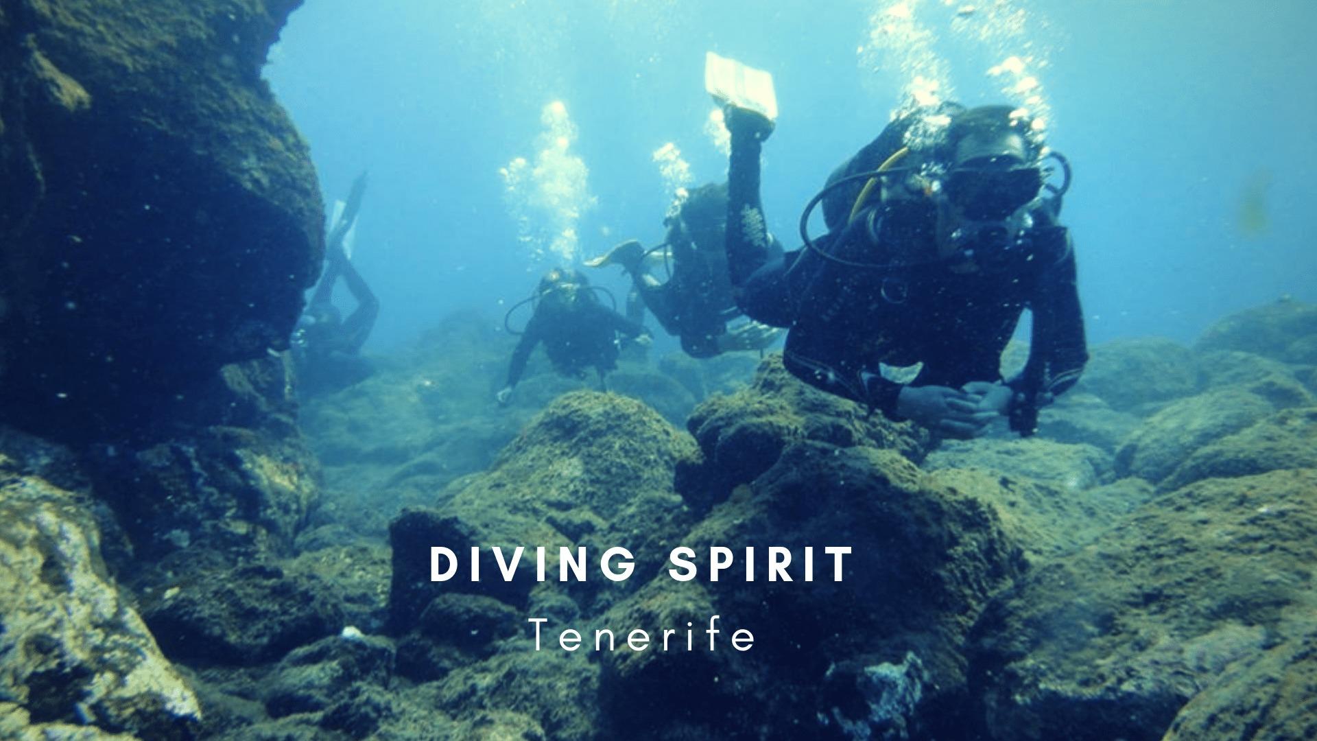 Diving Spirit Tenerife - Espiritu de buceo