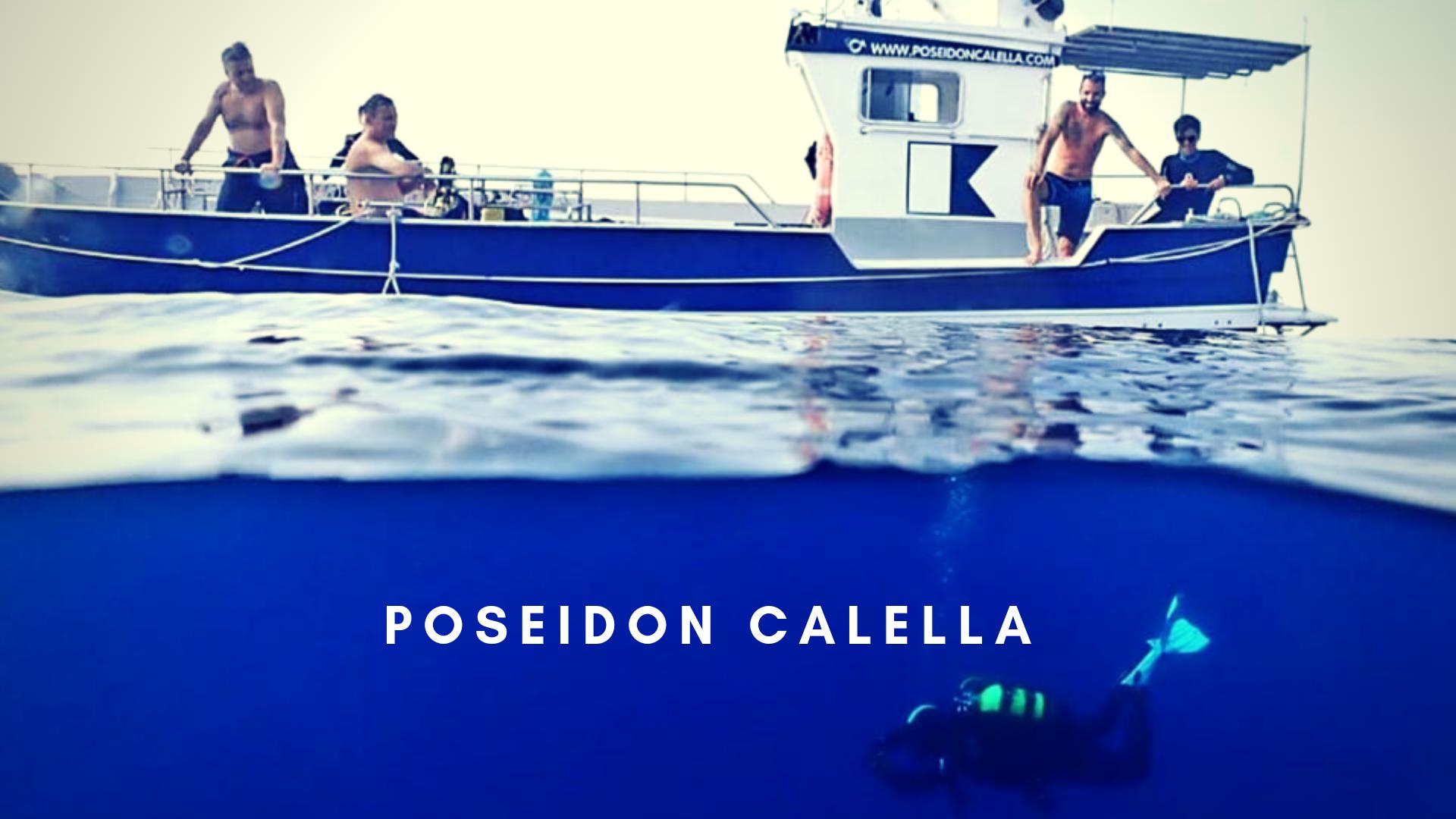 Poseidon calella de palafrugell