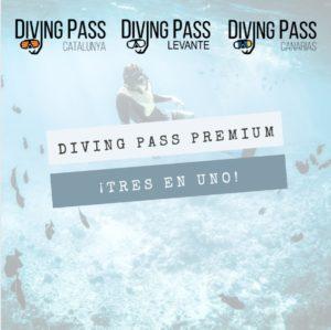 diving pass premium