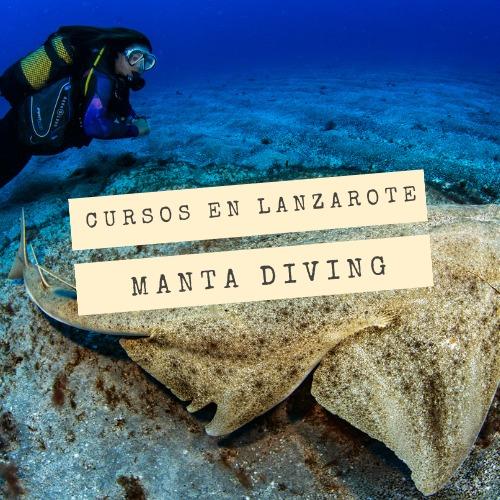 curso de buceo Lanzarote